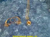 10KT CITRINE JEWELRY NECKLACE 10KT CITRINE
